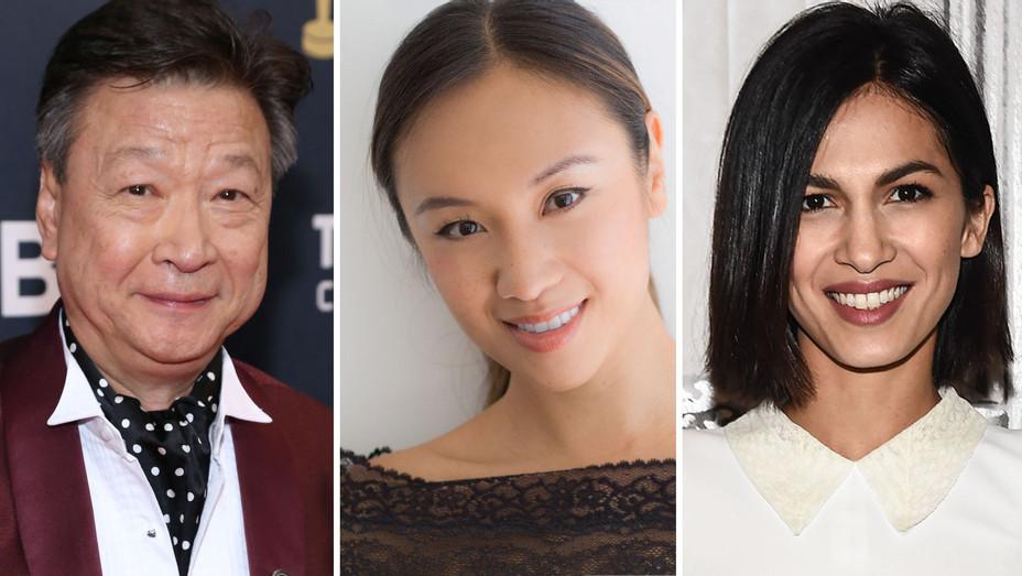 Tzi Ma, Ellen Wong, Elodie Yung - Getty H - 2020