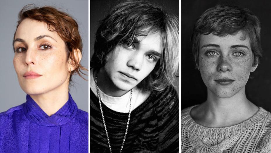 Noomi Rapace, Charlie Plummer, Sophia Lillis - H - 2020