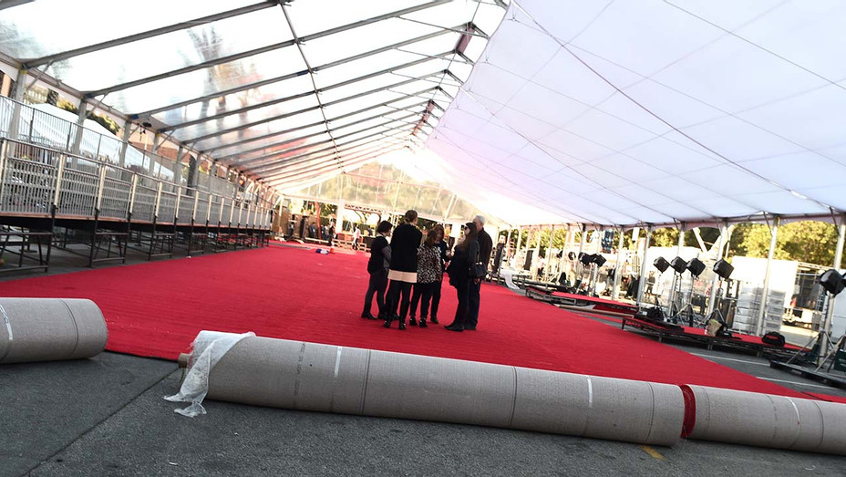 TNT's 21st Annual Screen Actors Guild Awards --Behind The Scenes Day 3 and Red Carpet Rollout-Getty - H 2020