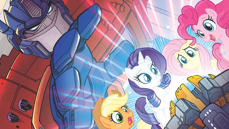 Transformers My Little Pony - Publicity - H 2020
