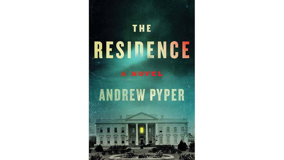 The Residence Cover Jacket - Publicity - H 2020