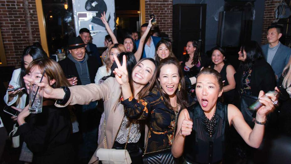 Korean American Leaders in Hollywood Oscar viewing party - H 2020