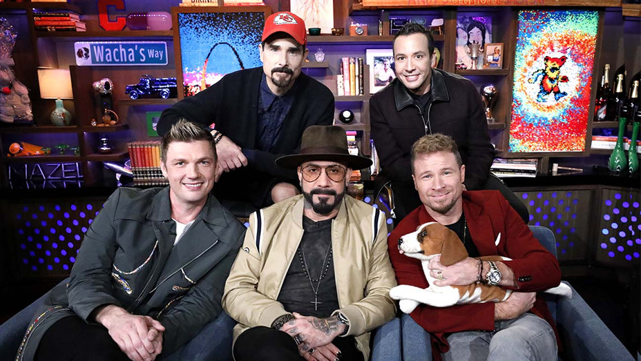 WATCH WHAT HAPPENS LIVE WITH ANDY COHEN - The Backstreet Boys - Publicity - H 2020