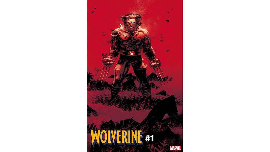 Wolverine No 1 Cover - Publicity - H 2020