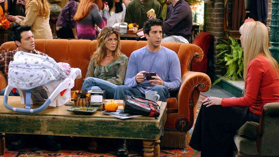 Friends (NBC) season 9 -Matt LeBlanc -Jennifer Aniston-David Schwimmer - Lisa Kudrow- Photofest -H 2020