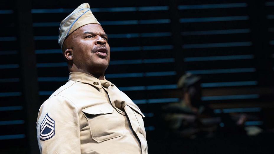 A Soldier's Play -Production Still 1 - David Alan Grier  - Publicity -H 2020