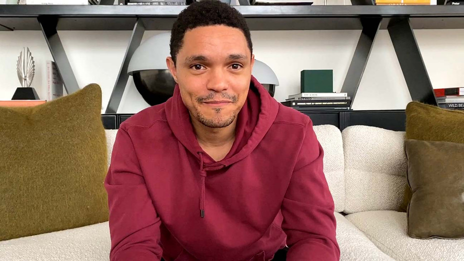 Trevor Noah - Working From Home - Publicity_H 2020