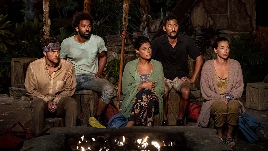 SURVIVOR WINNERS AT WAR - Quick on the Draw - CBS Publicity -H 2020