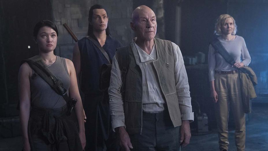 STAR TREK PICARD - Et in Arcadia Ego, Part 1 -Episode #109- Isa Briones-Evan Evagora-Patrick Stewart -Alison Pill -H 2020