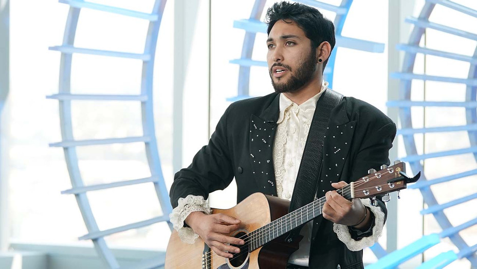 """AMERICAN IDOL - """"303 (Auditions)"""" -ANDREW ZENDEJAS- ABC Publicity-H 2020"""