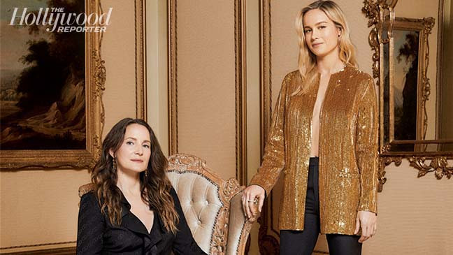 Brie Larson and Power Stylist 2020 Samantha McMillen on Styling 'Captain Marvel' | Fishing for Answers