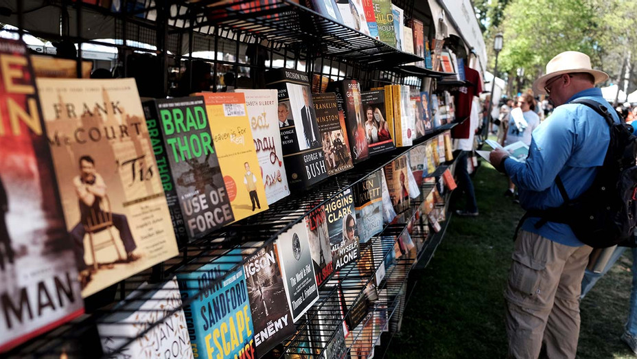 2019 Los Angeles Times Festival Of Books- Getty - H 2020