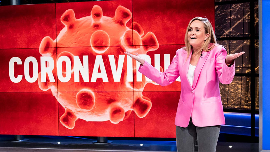 Full Frontal with Samantha Bee - Coronavirus Publicity- H 2020
