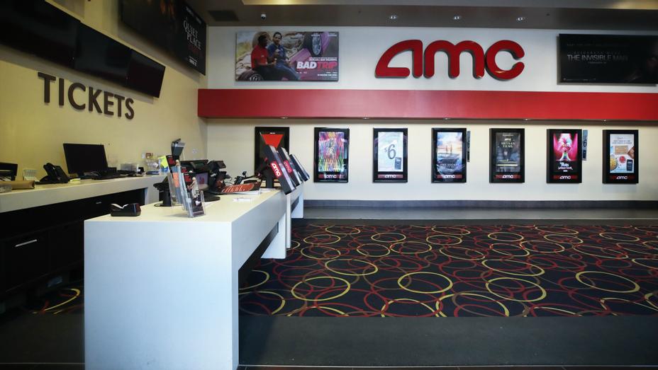 AMC Santa Monica March 17 2020