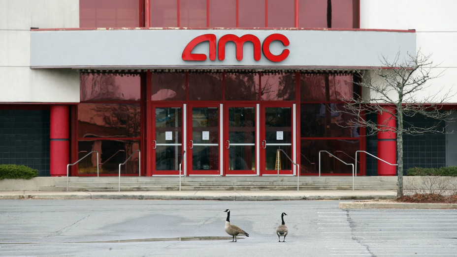 AMC Theater New York March 20 2020