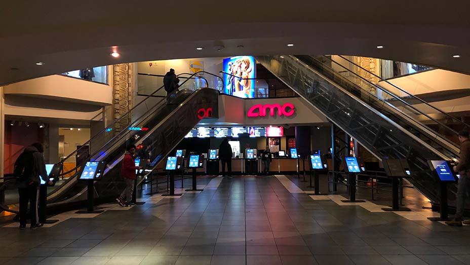 AMC Empire in New York City 1 — H 2020