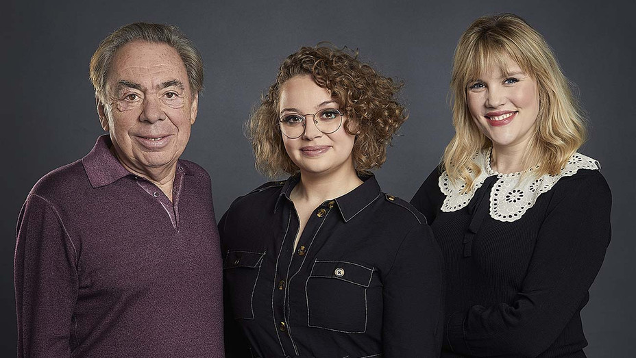 Andrew Lloyd Webber, Emerald Fennell, Carrie Hope Fletcher - Publicity - H 2020