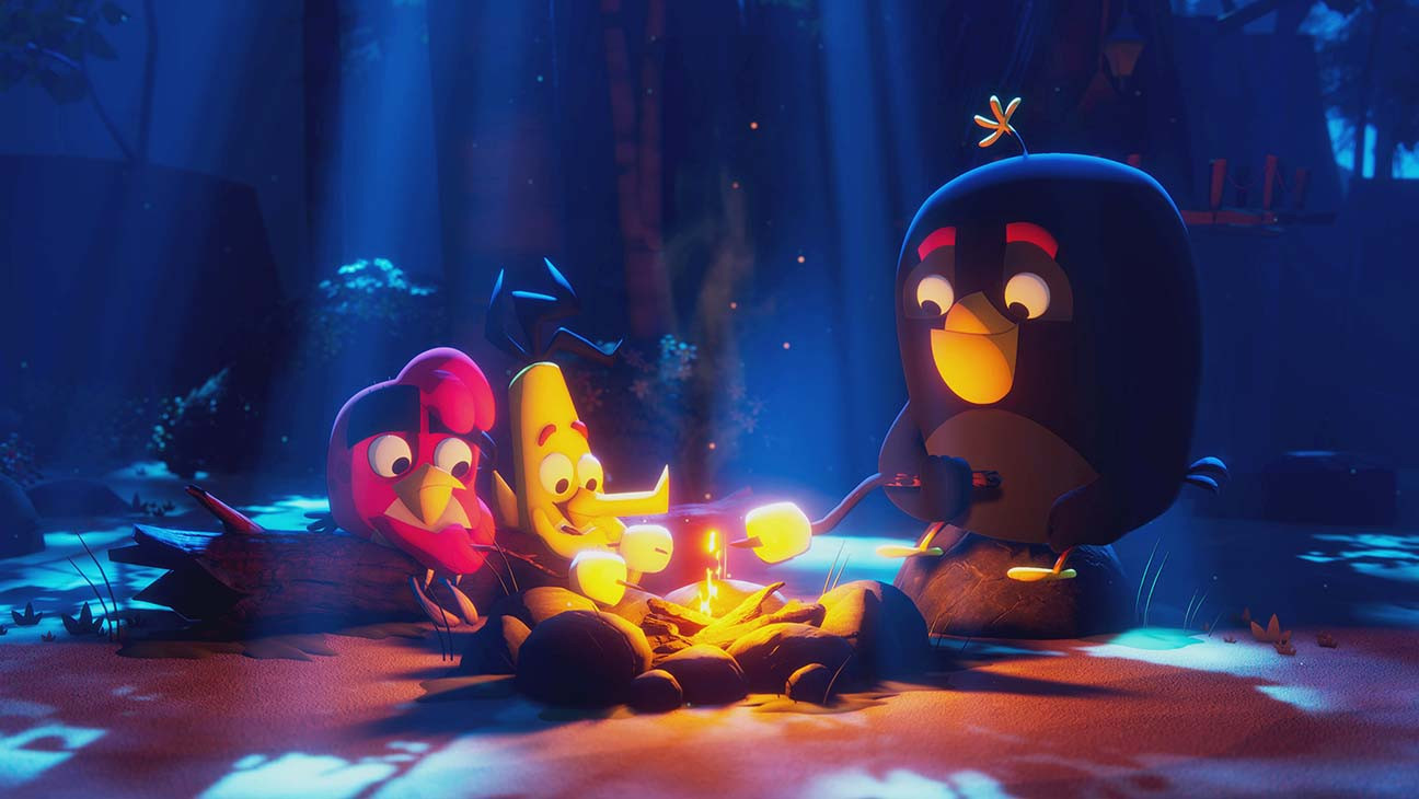 Angry Birds Animated Series A Go At Netflix Hollywood Reporter