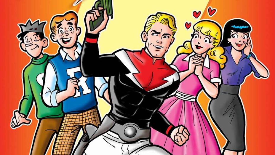 Archie Meets Flash Gordon - Publicity - H 2020