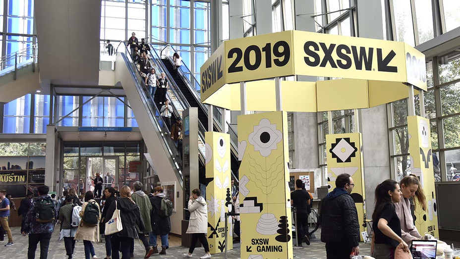 Atmosphere at the Convention center during the 2019 SXSW Conference and Festival - Getty - H 2020