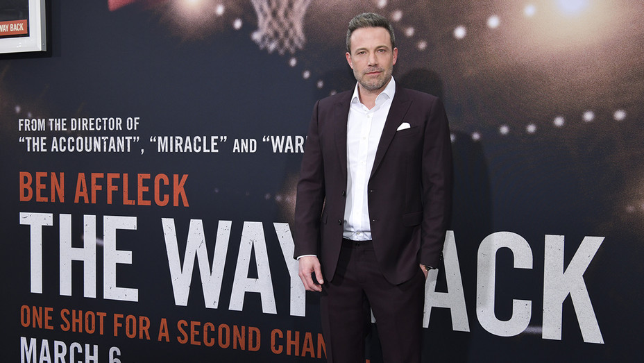 Ben Affleck Way Back Premiere - H 2020