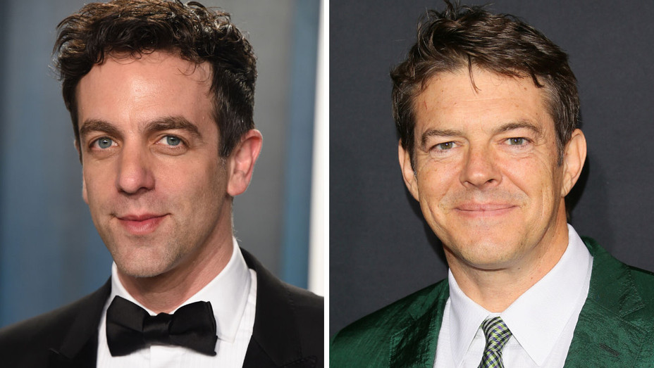BJ Novak - Jason Blum - Getty - H 2020
