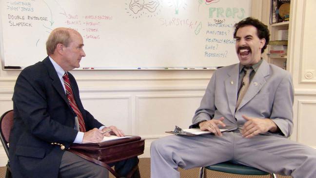 This Week in TV: Final Debate, 'Borat' Returns, 'The Voice'