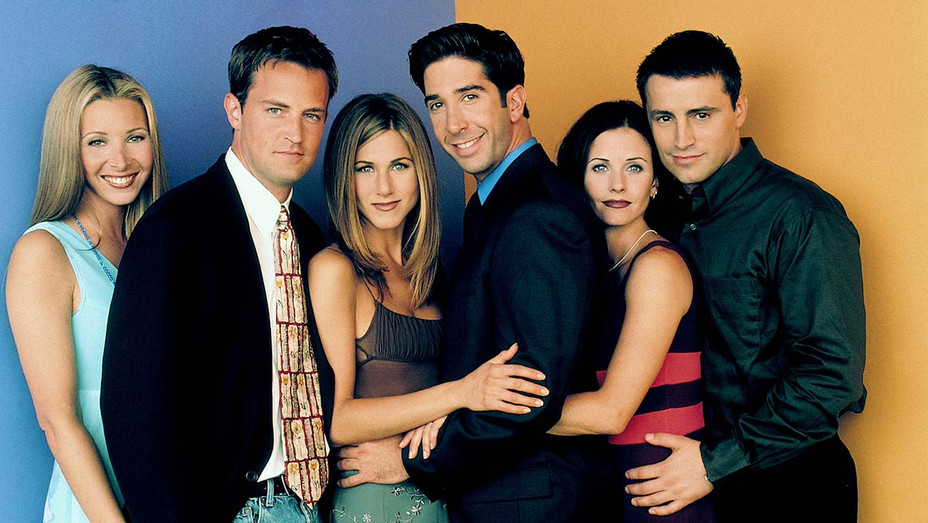 Friends (NBC) - cast- Photofest -H 2020