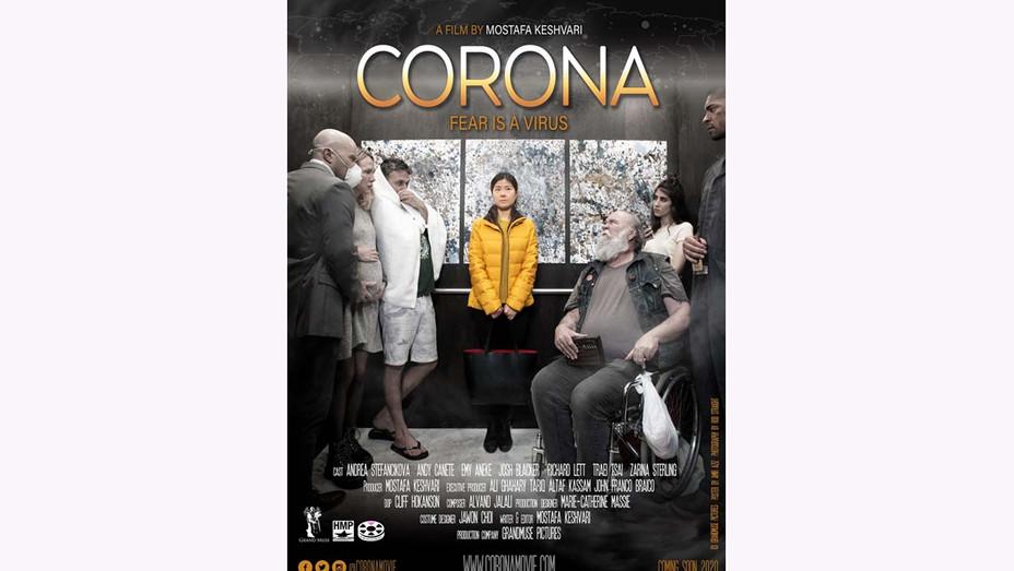 Corona -movie poster - Publicity - H 2020