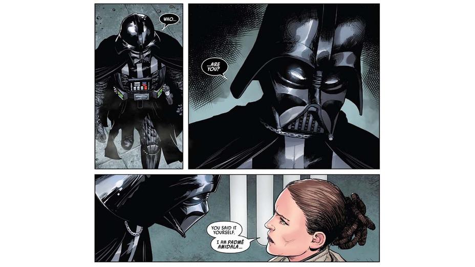 Darth Vader Art - Publicity - H 2020
