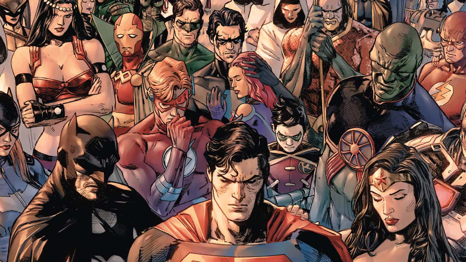 DC Heroes in Crisis - Publicity - H 2020