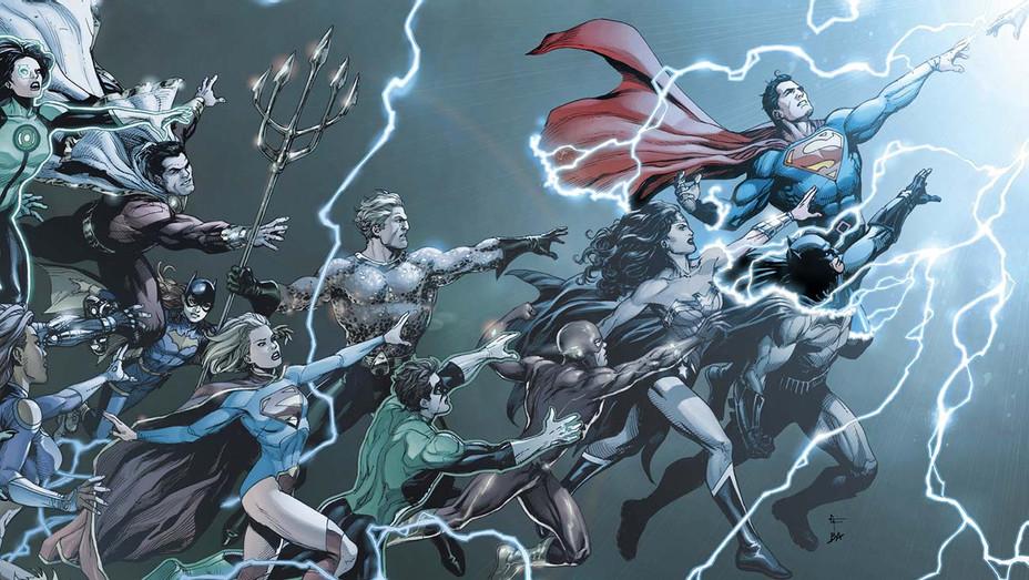DC Universe Rebirth - Publicity - H 2020