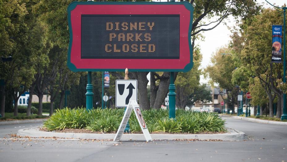 Disneyland March 14 2020