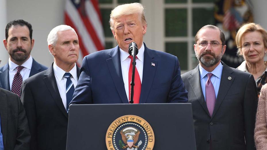 Donald Trump_Rose Garden_2 - Getty - H 2020
