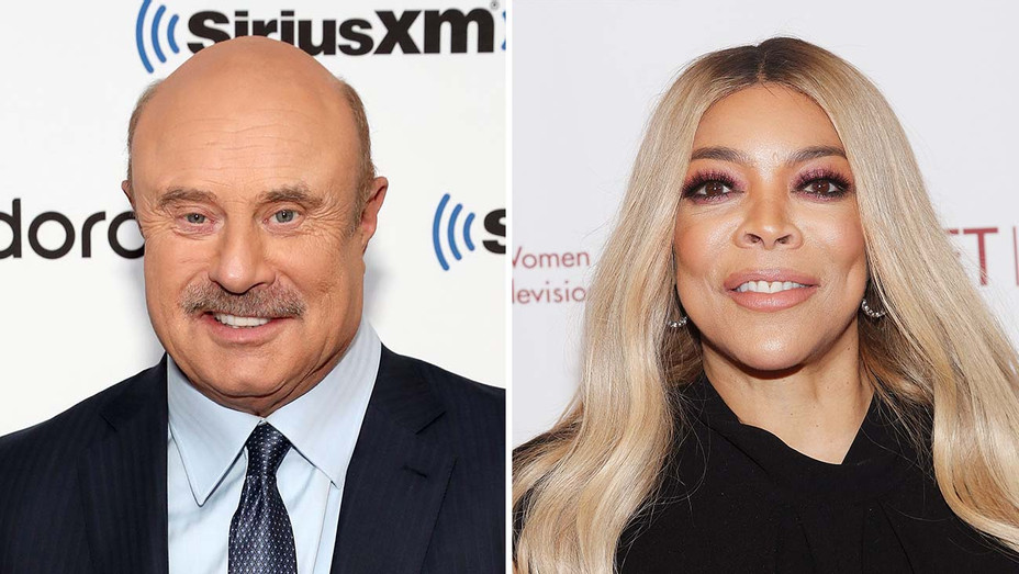 Dr. Phil and Wendy Williams_Split - Getty - H 2020