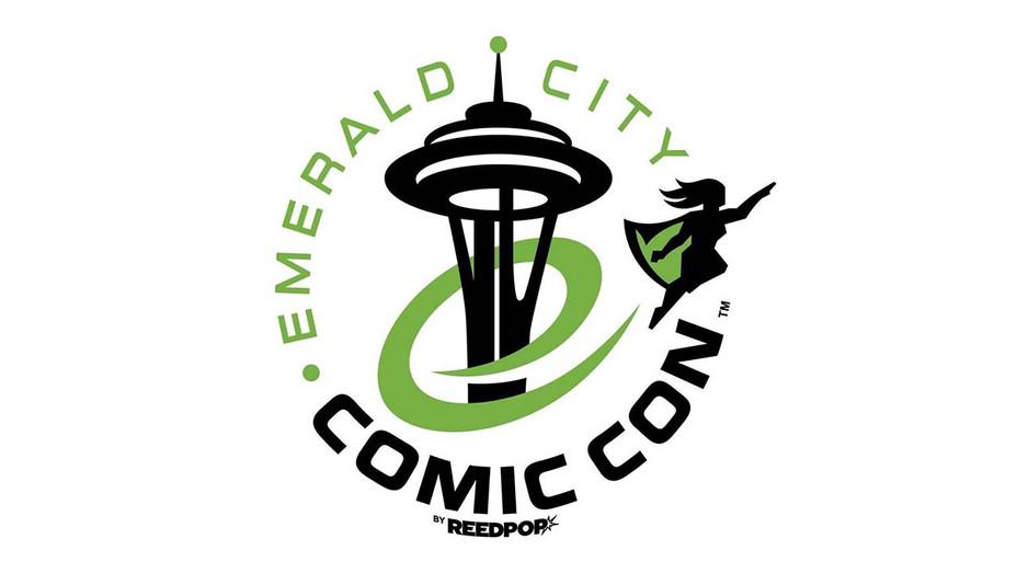 Emerald City Comic Con Logo - Publicity - H 2020