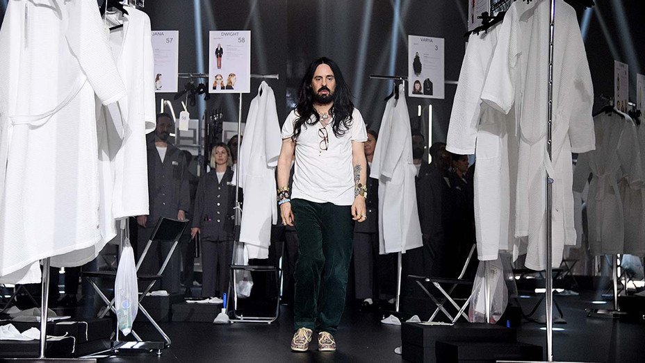 Fashion Designer Alessandro Michele - Getty - H 2020