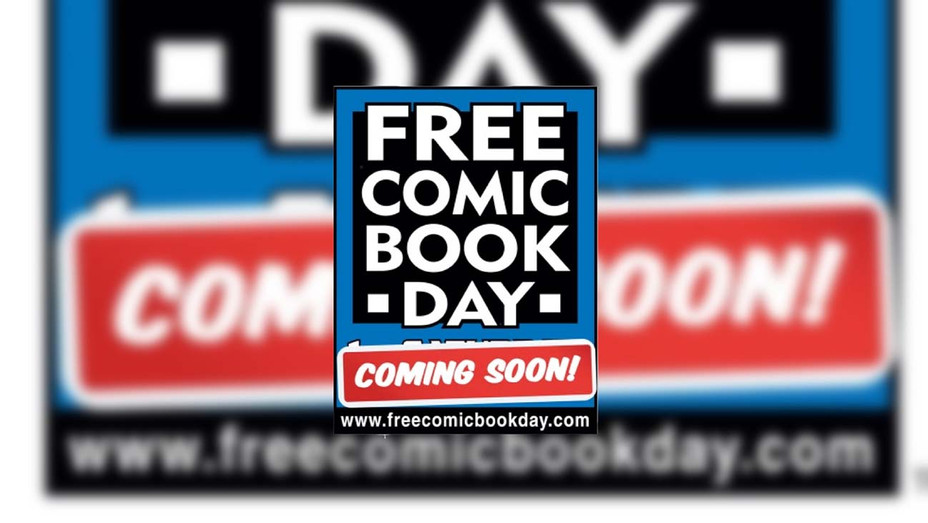 Free Comic Book Day Rescheduled - Publicity -H 2020