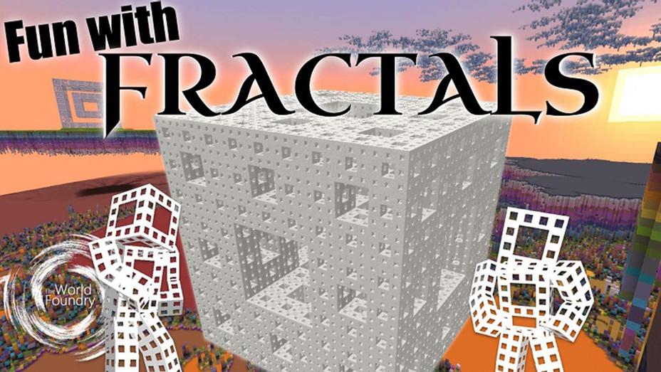 FUN with Fractals - Minecraft - H 2020