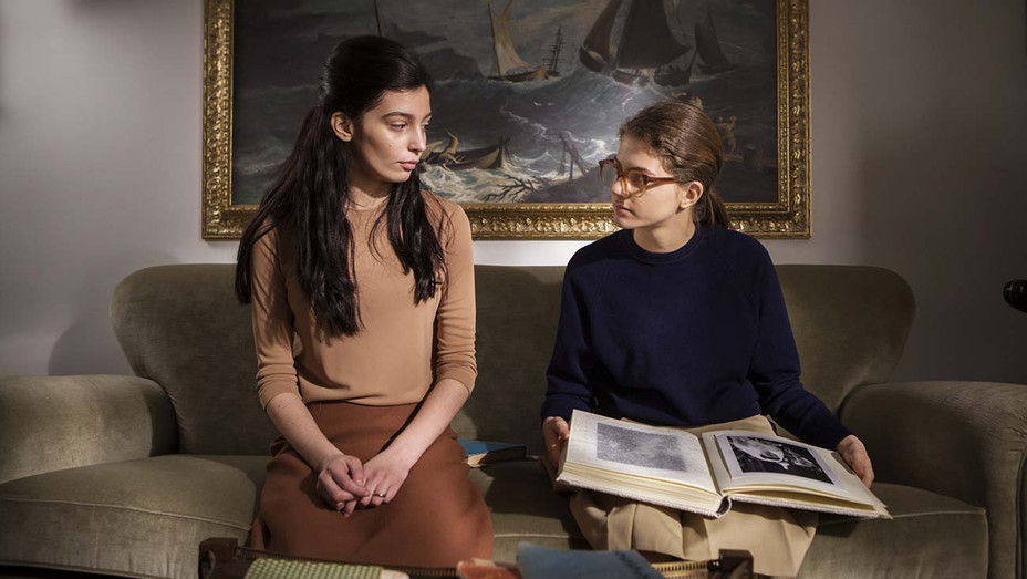 My Brilliant Friend -Gaia Girace, Margherita Mazzucco- HBO Publicity H 2020