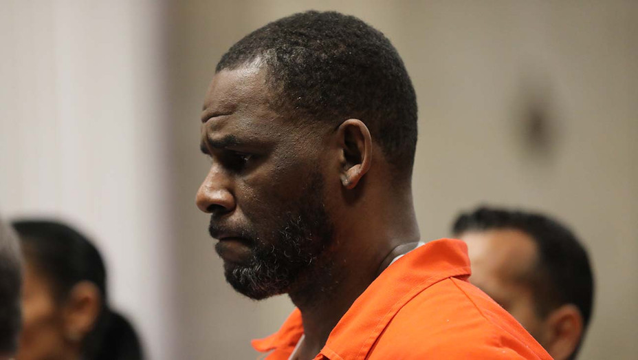 R. Kelly appears during a hearing - September 17, 2019 - Getty-H 2020
