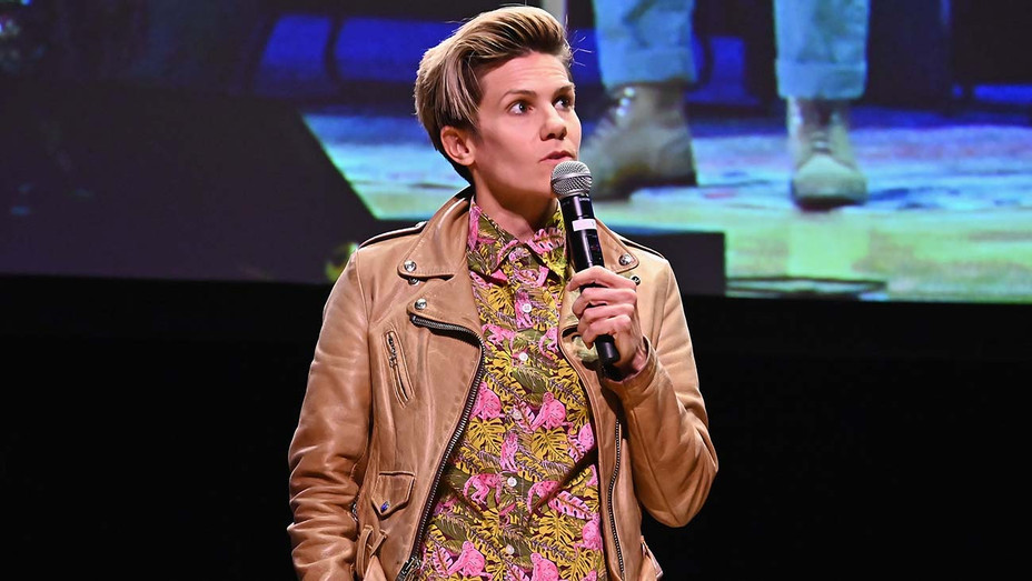 Cameron Esposito - Live at Town Hall on November 04, 2019  -Getty- H 2020
