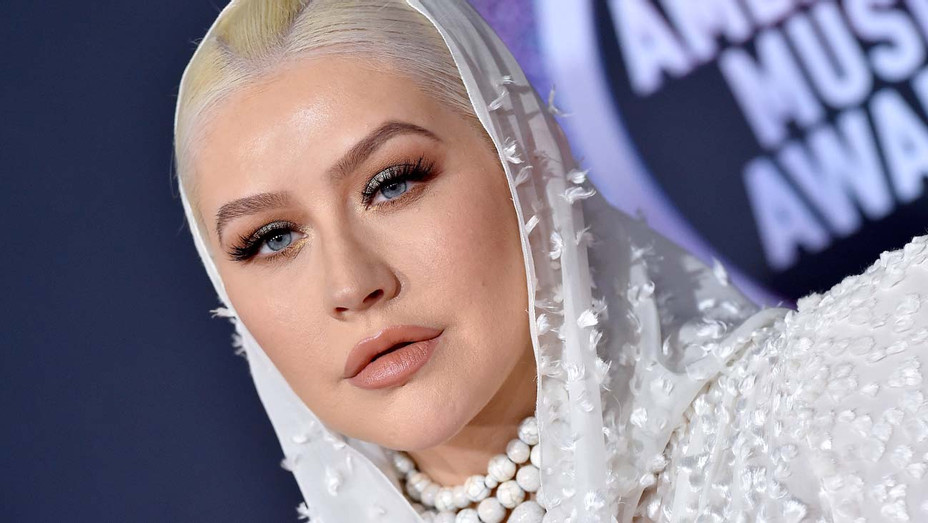 Christina Aguilera attends the 2019 American Music Awards -Getty-H 2020