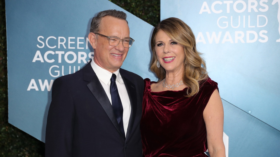 Tom Hanks and Rita Wilson - Getty - H 2020