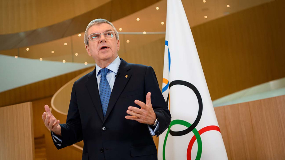 International Olympic Committee (IOC) President Thomas Bach — Getty — H 2020