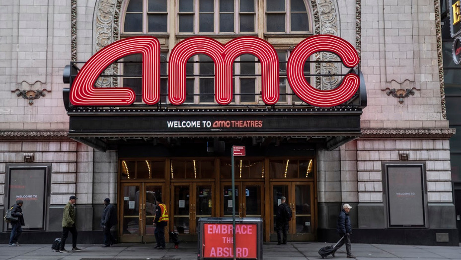 AMC Theater New York March 17 2020