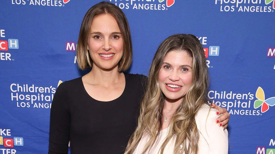 "Natalie Portman and Danielle Fishel Karp - 5th annual ""Make March Matter"" fundraising campaign-Getty-H 2020"