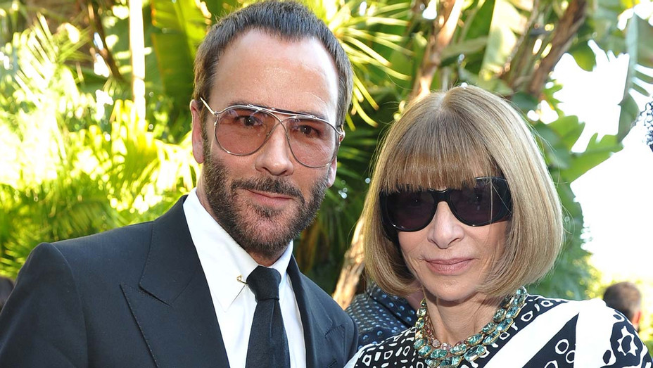 Tom Ford and Anna Wintour attend CFDA Vogue Fashion Fund Show  2017 - Getty-H 2020