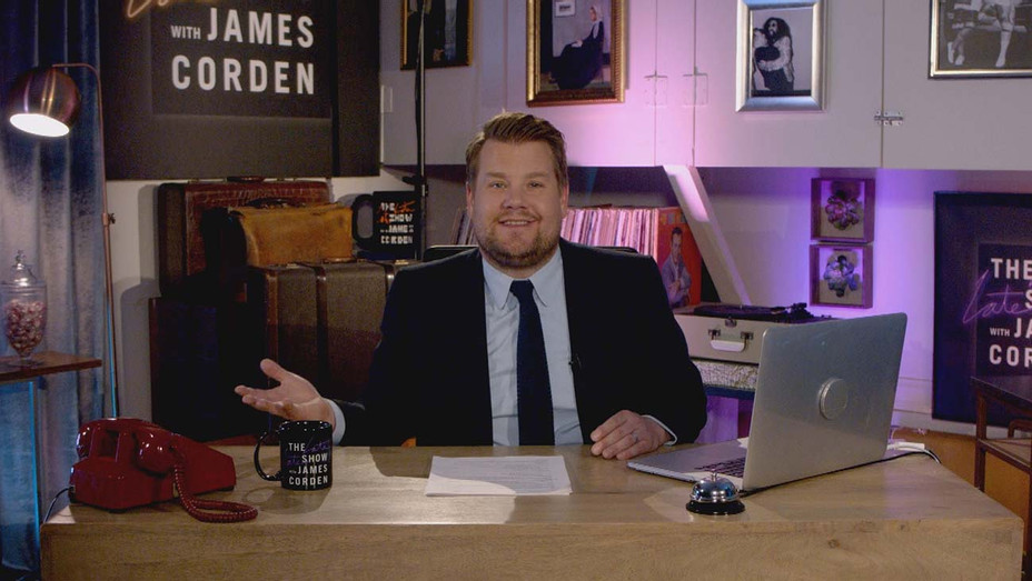 HOMEFEST: JAMES CORDEN'S LATE LATE SHOW SPECIAL - Publicity - H 2020