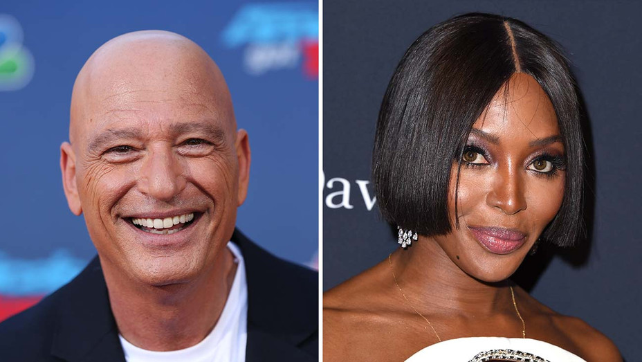 Howie Mandel and Naomi Campbell_Split - Getty - H 2020